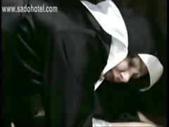 lewd nun