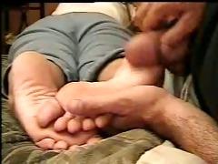 cuming on