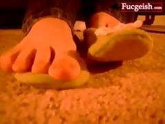 hot feet